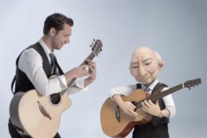 Adwatch: Wonga's muscle and momentum will take it to the top