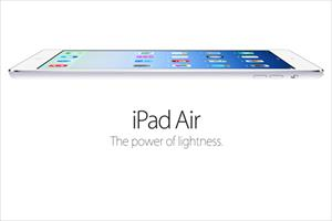 Apple iPad Air launch reinforces brand 'desirability'