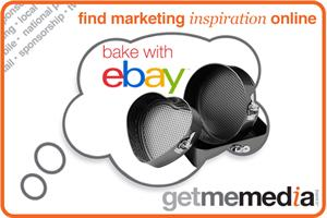 Idea of the week: Sponsor 'Bake with eBay' this summer