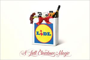 Reindeer and lobster on the menu in Lidl's first Christmas TV ad