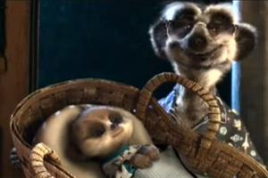 Top ten ads of the week: Comparethemarket.com baby meerkat secures top spot