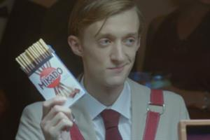 Nerd tempts hardened gamblers with 'Hungry Hippos' and Mikado biscuits in TV ad