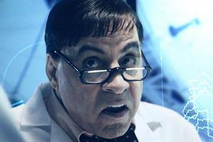 Steve Van Zandt plays bungling agent The Chameleon in quirky Norwegian ad