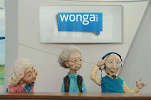 Wonga boss welcomes Archbishop's vow to put brand out of business