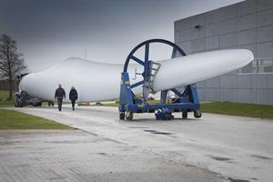 Bureau Veritas will certify LM Wind Power's blades