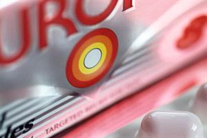 Anti-psychotic found in boxes of painkiller Nurofen Plus