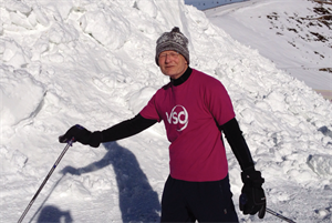 GP interview: My ski trek to the North Pole