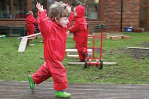 EYFS Best Practice: All about ... Joyful learning