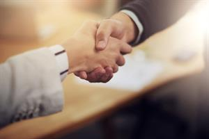 Practice managers as partners
