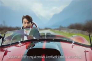 Top 10 ads of the week: David Tennant drives to the top for Virgin Media