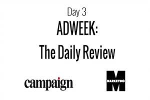 The Daily Review Show from Advertising Week Europe 2015: Day Four