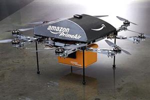 Amazon hiring in the UK for Prime Air drone tests