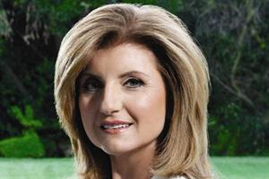Arianna Huffington shows us how to reconnect with ourselves