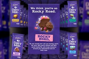 Cadbury sweetens Aussie palates with Facebook-powered vending machine
