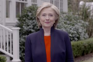 Hillary Clinton takes to Twitter and YouTube to confirm 'I'm running for president'