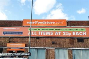EasyFoodstore.com closes doors to customers in same week of opening... and more