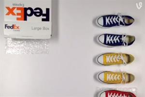 FedEx dances into town with snappy stop motion Vine