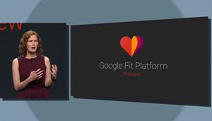 Google unveils health tracking platform Google Fit at I/O developer conference