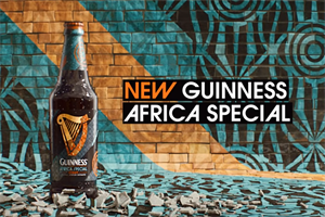 Guinness aims for African success with new beer created especially for the continent