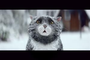 WATCH: Sainsbury's launches 'charming' Christmas TV ad starring Mog the cat