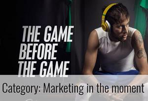 Beats by Dre/'The Game Before The Game'