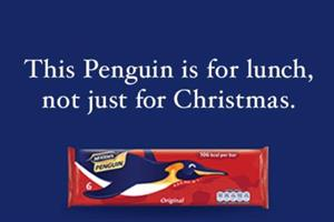 McVitie's Penguin hitches a ride on John Lewis' #MontyThePenguin bandwagon