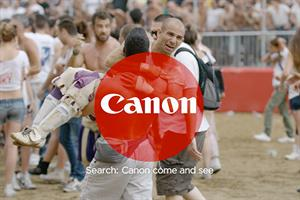 Canon invites consumers to 'Come and see' in major storytelling ad drive