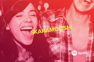 Spotify launches first UK TV campaign