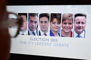 TV most influential media in General Election