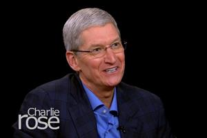 Apple CEO Tim Cook bemoans 'terrible' TV stuck in 1970s