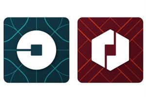 Uber's new abstract, colourful logo draws mixed response from social media