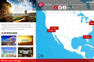 Virgin Holidays and Microsoft create interactive hub for two-year ad deal