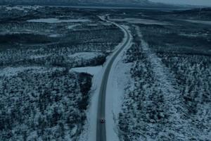 Volvo ad celebrates Sweden at its most melancholic and sad