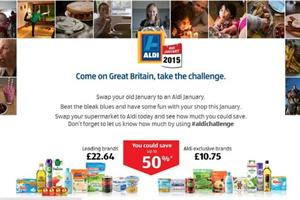 Lidl and Aldi increase ad spend as they steal 10% of the market