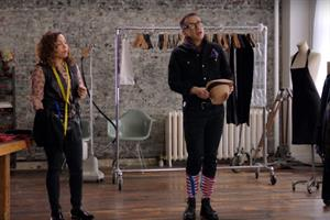 Amazon Fashion sends up YouTube 'how to' videos with Portlandia's Fred Armisen