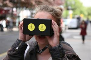 Amnesty uses virtual reality headsets to bring war-torn Syria to the public