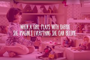 Barbie displays social purpose in sweet viral ad