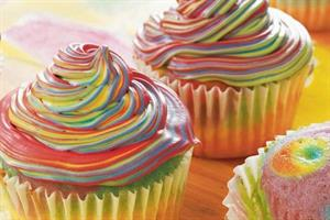 Betty Crocker celebrates gay rights with rainbow cakes ahead of Minnesota Pride