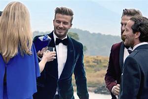 Watch: David Beckham stars in Haig Club ad