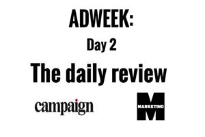 The Daily Review Show from Advertising Week Europe 2015: Day Two