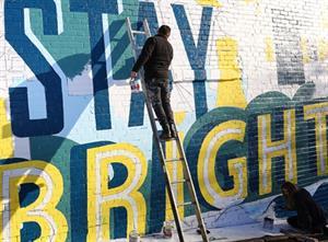 Sir Peter Bazalgette's creative pick of 2014: Dulux's Colour Britain
