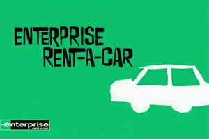 Spirit of movie legend Saul Bass lives on in Enterprise Rent-A-Car ads