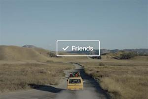 Facebook creates first British TV campaign