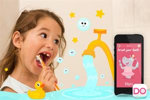 Unilever partners with start-up making chores fun for children