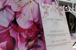 Watch: behind Westfield's virtual reality shopping pop-up Future Fashion