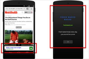 Google launches ad formats to entice brands to its mobile offering