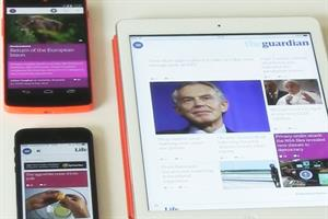 Watch: A tour of the Guardian's new app for iOS and Android