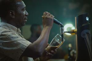 Sam Bompas' creative pick of 2014: Guinness Sapeurs