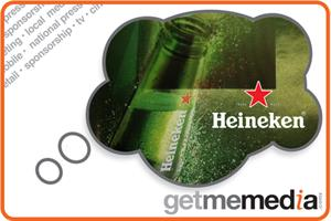 Idea of the week: Heineken premiers 3D ads in inflight Magazines