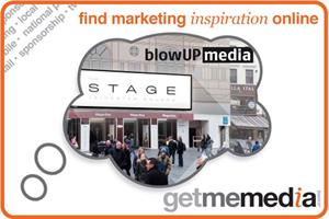New Large Outdoor Opportunity in Leicester Square with blowUP Media